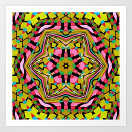 Heart Throb, 2260t Art Print