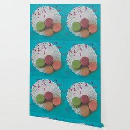 Macarons Wallpaper