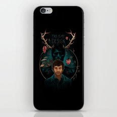 This Is My Design iPhone & iPod Skin