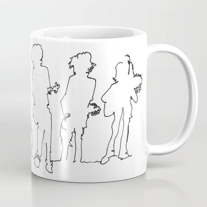 D-Rangers Coffee Mug