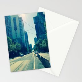 City Streets Stationery Cards