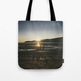 Bic Sunset Tote Bag
