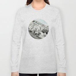 Tuba pistons Long Sleeve T-shirt