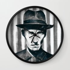 Burroughs Wall Clock
