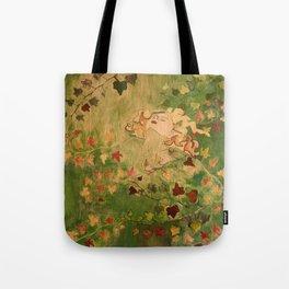Ivy Lady Tote Bag