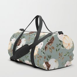 Autumn is calling - pumpkins are falling Duffle Bag