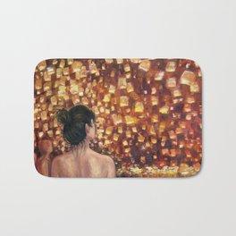 The Spirit World Bath Mat