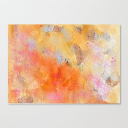 State of Calm Canvas Print