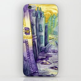 Alleyway iPhone Skin