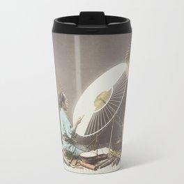 Umbrella Maker Travel Mug