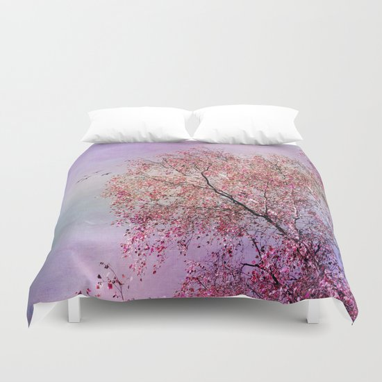 UP TO THE SKY Duvet Cover
