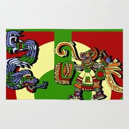 Aztec Rite II Rug