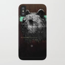 URSUS iPhone Case