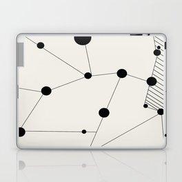 The Hours: 2 AM pattern Laptop & iPad Skin