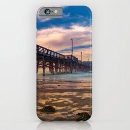 Northside Newport Pier iPhone Case