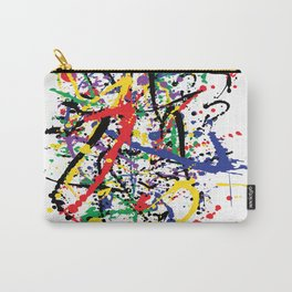 Pollock Remembered by Kathy Morton Stanion Carry-All Pouch