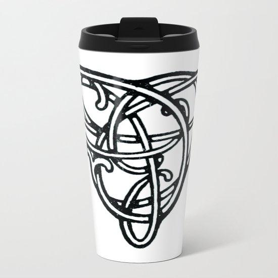 Knot 3 Metal Travel Mug