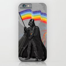 The Rainbow Side of the Force Slim Case iPhone 6s