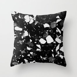 TERRAZZO II Throw Pillow