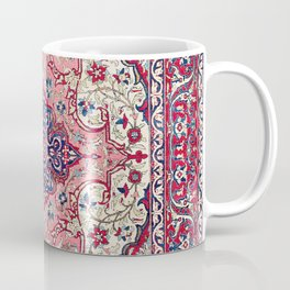 Bakhtiari West Central Persian Rug Print Coffee Mug