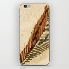 Bolonia beach iPhone & iPod Skin