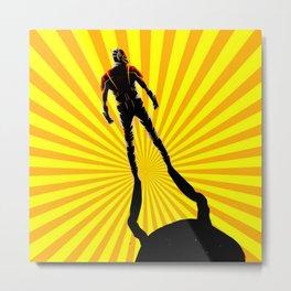 ant man Metal Print