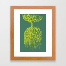 One Tree Planet *remastered* Framed Art Print