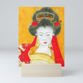 i heard a rumor that you've a great sensei humour! Mini Art Print