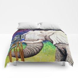 Elephant II Comforters