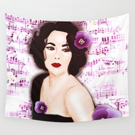 1950 Wall Tapestry