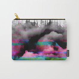 abstract landscape surreal view Carry-All Pouch