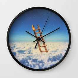 Travis Astroworld Scott So High Wall Clock