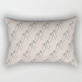 SPARK HANDS Rectangular Pillow