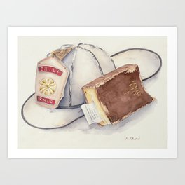 Fogarty Still Life Art Print
