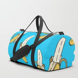 Banana Pattern Duffle Bag