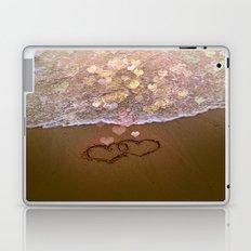 Love vs Letting Go Laptop & iPad Skin