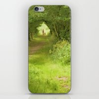 best friends iPhone & iPod Skins featuring Best Friends by CreativeByDesign