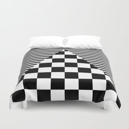Mixed Patterns Duvet Cover