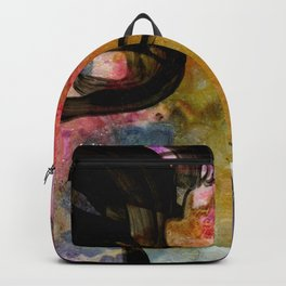 Breath Of The Goddess by Kathy Morton Stanion Backpack