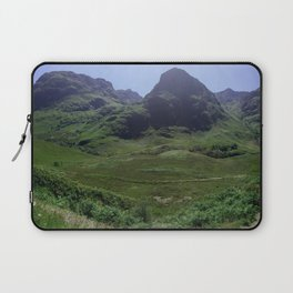 Three Sisters of Glencoe Laptop Sleeve