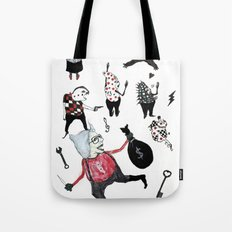 Minis Johnson Tote Bag