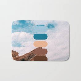 ROCK TONES Bath Mat