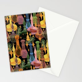 Potion closet spice Stationery Cards