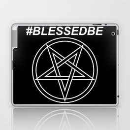 #BLESSEDBE INVERTED Laptop & iPad Skin