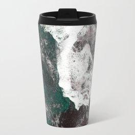 Abstract Sea, Water Travel Mug