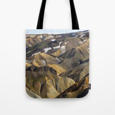 ICELAND II Tote Bag