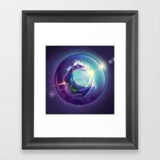 Jhool-ta Framed Art Print