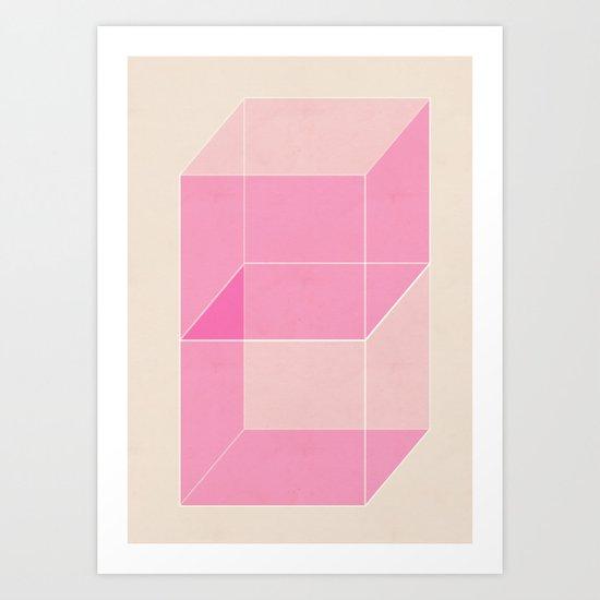 Perspective no. 1 Art Print