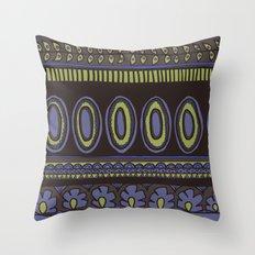 Clara No. 2 Throw Pillow