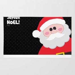 Joyeux Noel - Santa Rug
